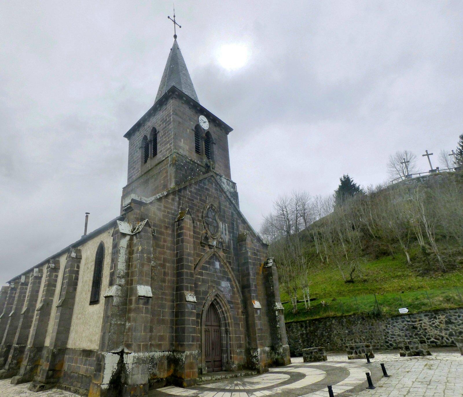église de Saint-Pierre Roche