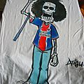 T-shirt ONE PIECE X Paris St Germain