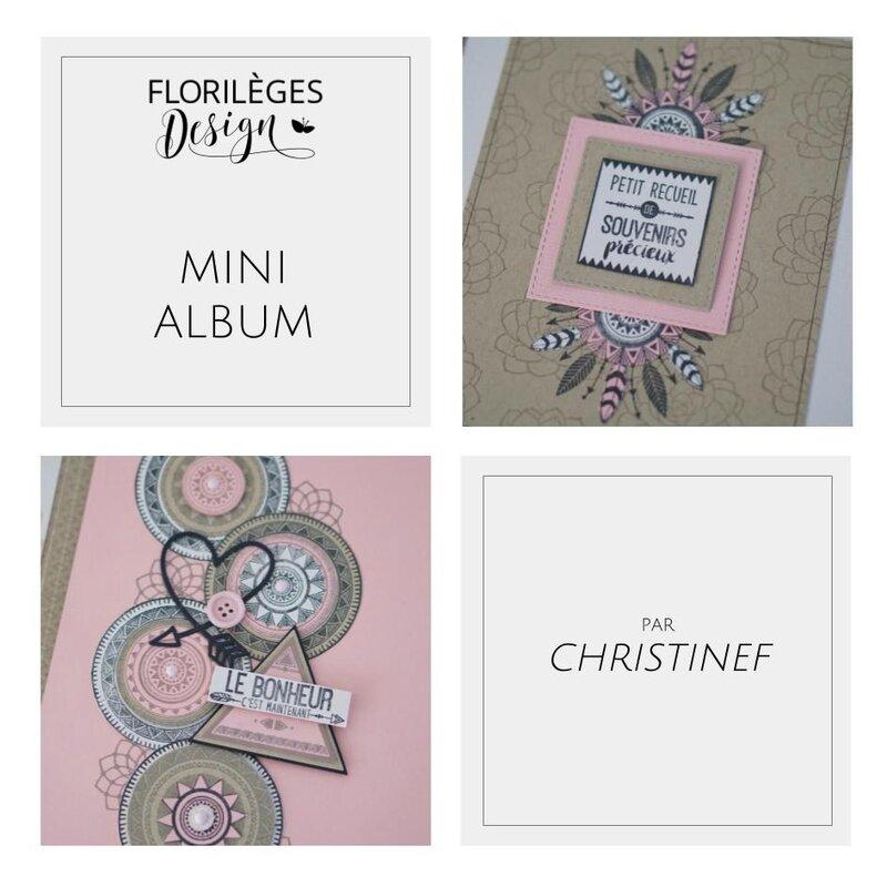 MINI ALBUM CHRISTINE 0603