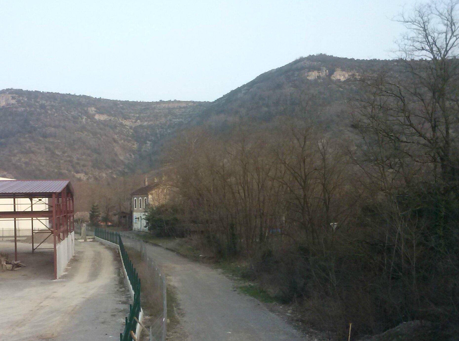 Uzer - Joyeuse (Ardèche)