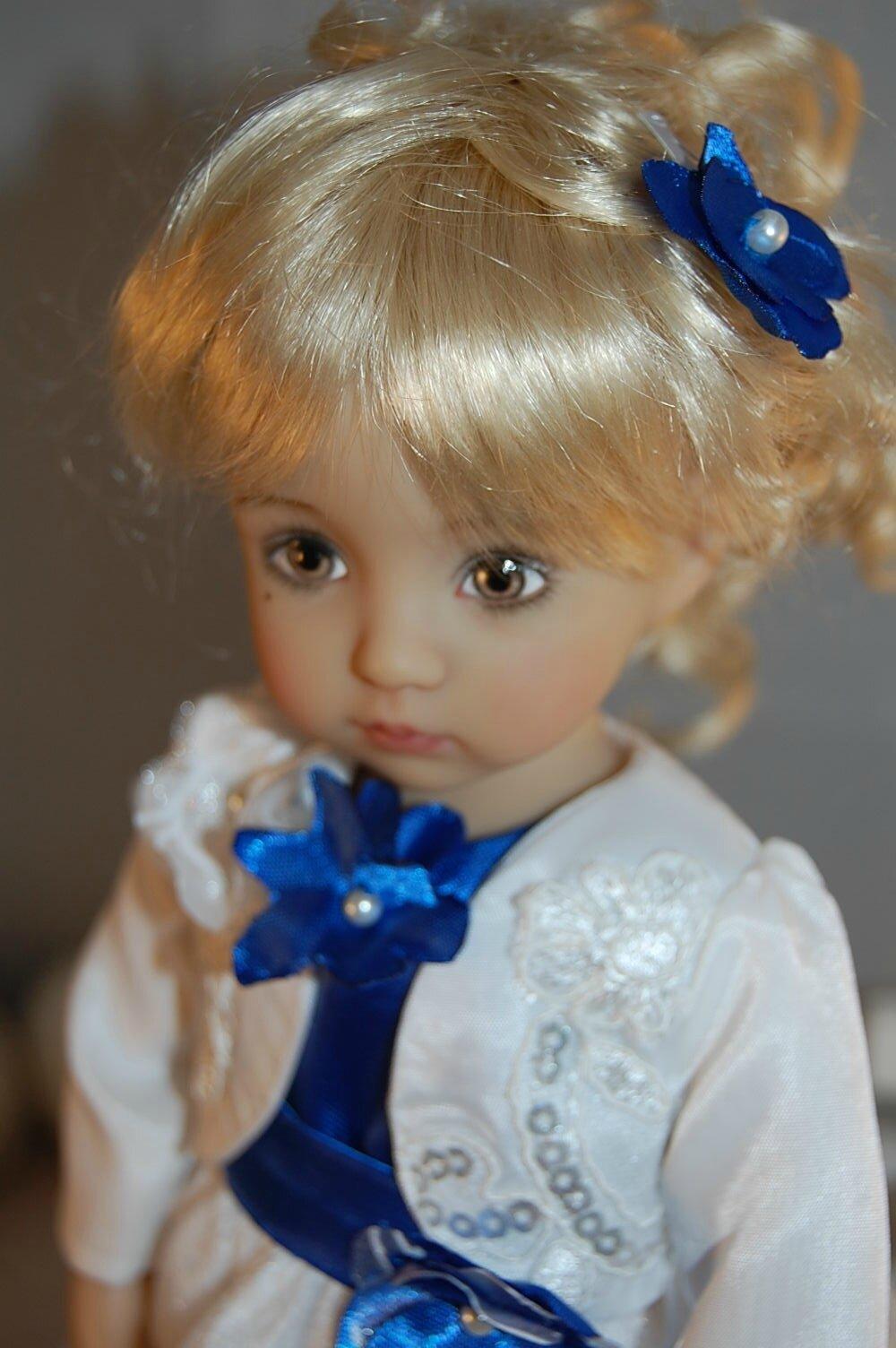 Une petite princesse unique....