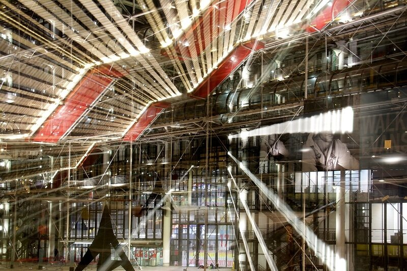 4-Beaubourg by night_1499