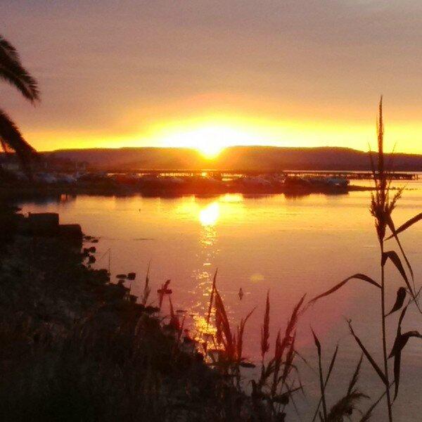 coucher solei 2 les étangs palavas 21022016