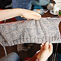 Tricot-thé du 3 mars 2012 : success story...