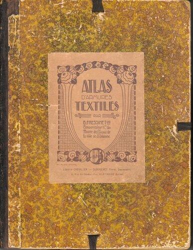 atlas d'armures textiles