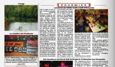 Avesnois News du 3 décembre 2012