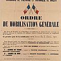 100 ans : 1er août 1914 - 1er août 2014