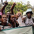 Las afroéquatoriens attentifs à la formation des conseils de l'égalité