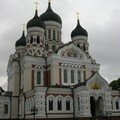 Cathedrale orthodoxe a Tallin