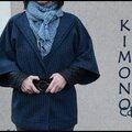 Mon kimono ♥♥♥