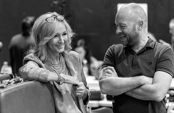 Harry Potter et l'enfant maudit special rehearsal edition script JK Rowling John Tiffany Jack Thorne West End Londres photo2