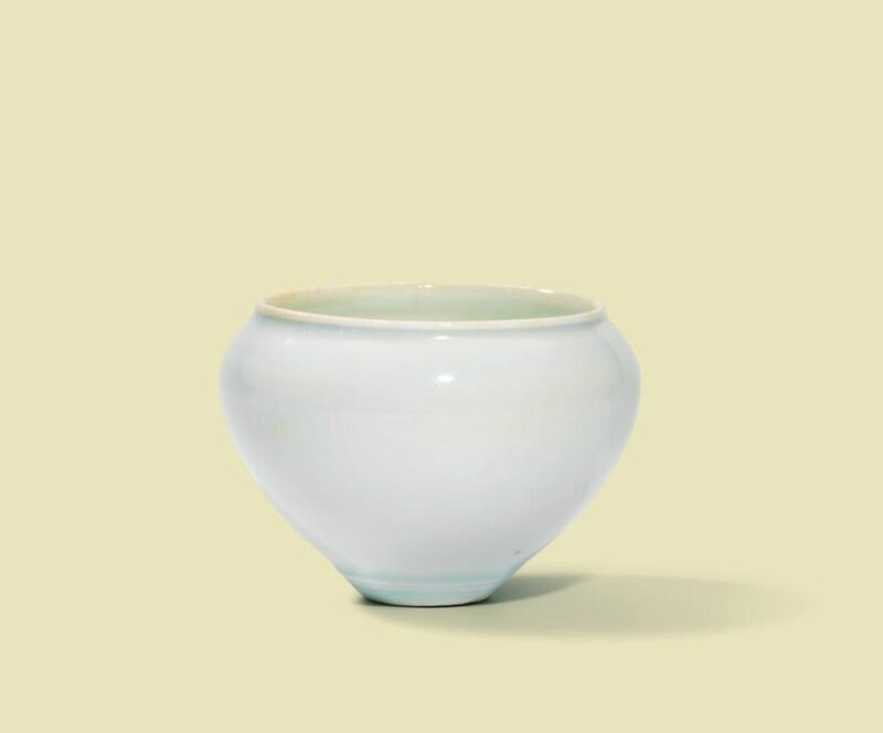 A small Qingbai alms bowl, Song dynasty (960-1279)