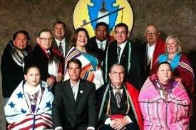 Le congrès de la nation Osage