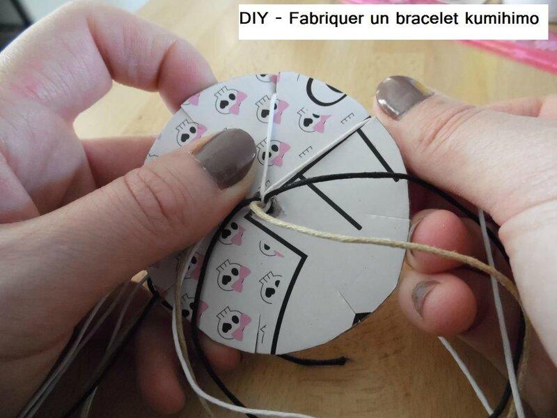 DIY Kumihimo
