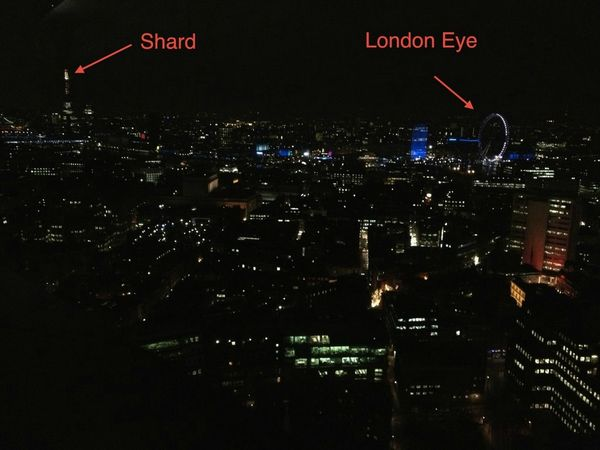 shard london eye