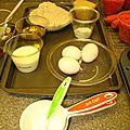 La recette des muffins des récoltes !