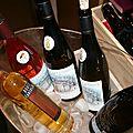 Le château la canorgue en dégustation au vin devant soi