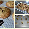 Cookies aux pépites de chocolat (cuisine à faire avec les enfants !)