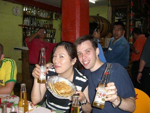San Cristobal de Las Casas - La Cantina