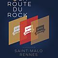 Playlist hebdo #22 • lundi 20-02-2017 • spécial la route du rock - collection hiver 2017