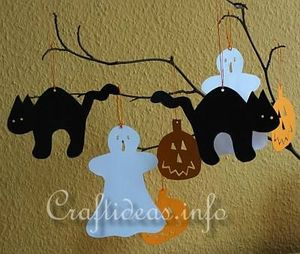 Paper_Craft_for_Halloween_-_Halloween_Cat__Pumpkin_and_Ghost_Paper_Figures