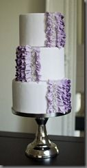 purple-ruffles-wedding-cake