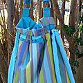 Couture : calypso mon nouveau sac printanier