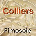 Polymère - Colliers