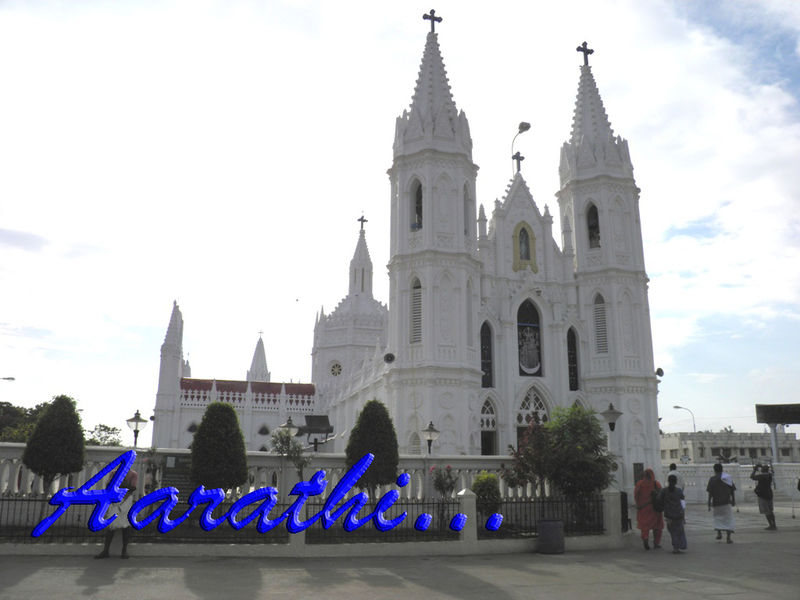 Velankanni Church, Nagapattinam, Tamilnadu.