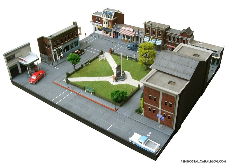 hill valley heroclix back to the future scenery bostal bttf (22)