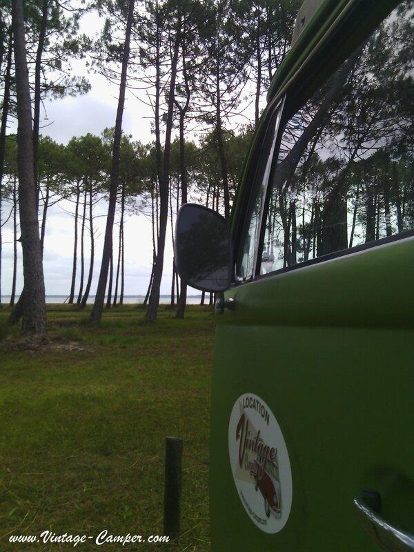 vintage camper bordeaux