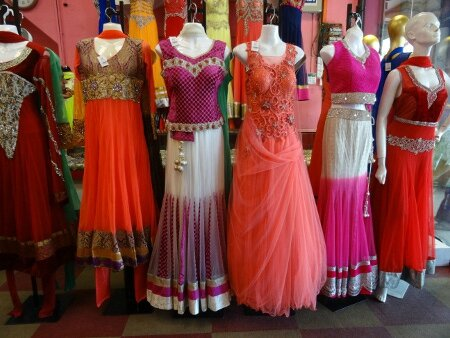 Boutique saris3