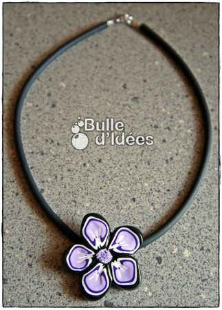 Collier Soliflore