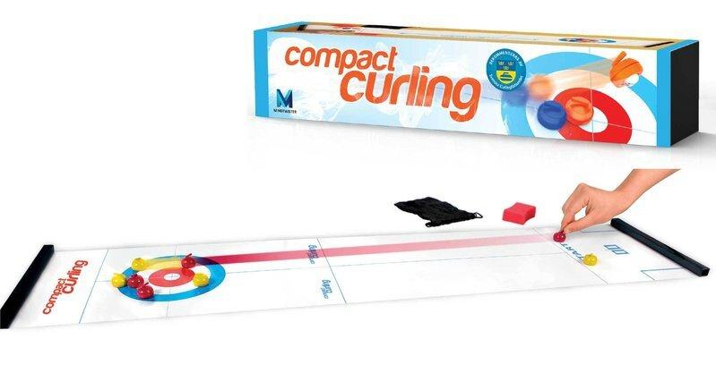 Boutique jeux de société - Pontivy - morbihan - ludis factory - compact curling