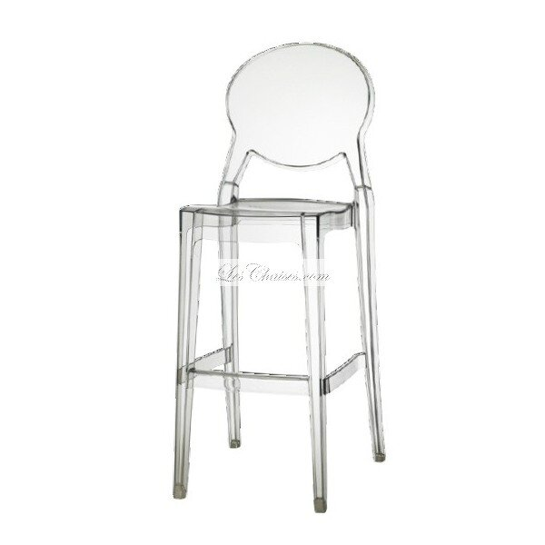 Tabouret bar ikea glenn for Chaises transparentes ikea