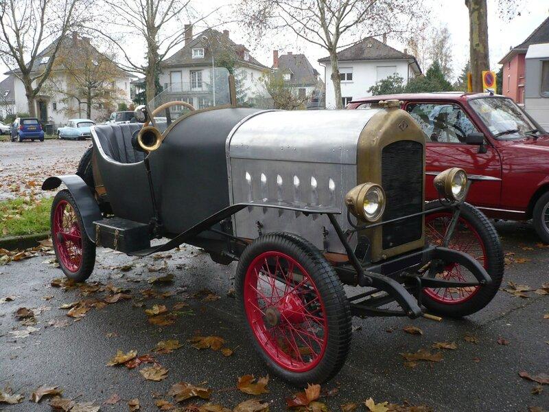 SCAP type Y Sport 1919 Strasbourg - Rétrorencard (1)
