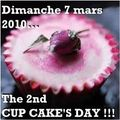 Cupcakes choco-framboise pour le 2nd cupcake's day