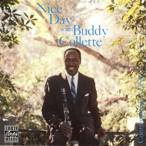 Buddy Collette - 1956-57 - Nice Day with Buddy Collette (Contemporary)