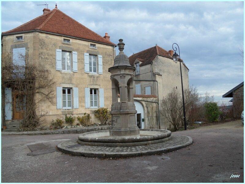 fontaine à flavigny