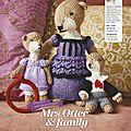 Mrs otter and family - angela turner
