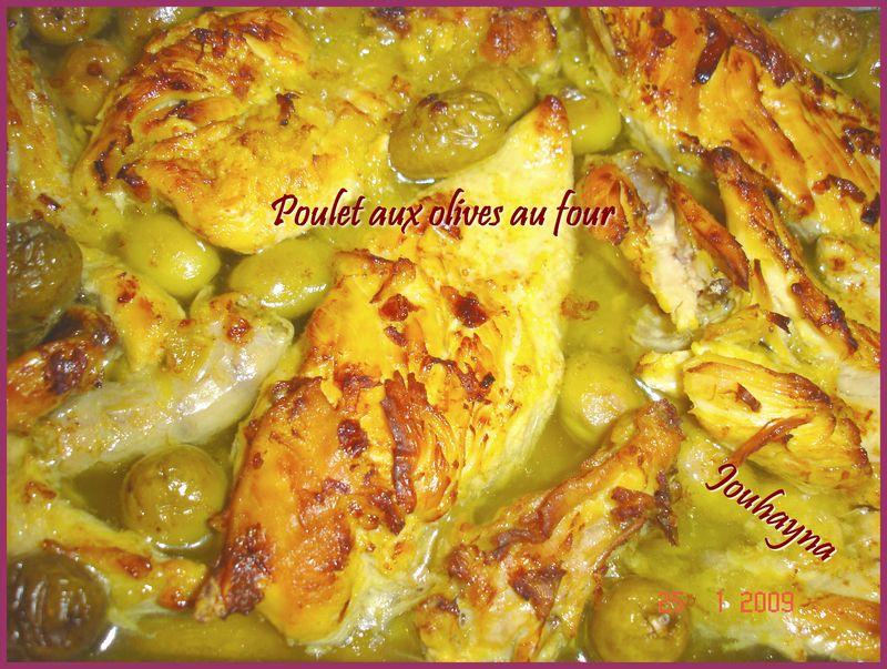 Blancs de poulet aux tomates la marocaine la cuisine de jouhayna de a z - Blanc poulet au four ...