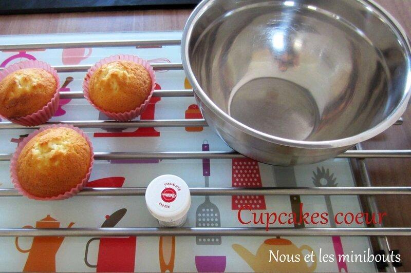 cupcakes coeur 2