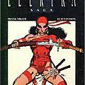 Elektra, tome 1 de frank miller