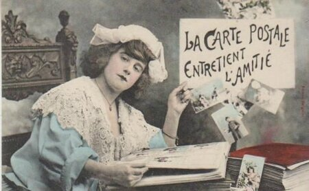 Carte postale facteur (8)