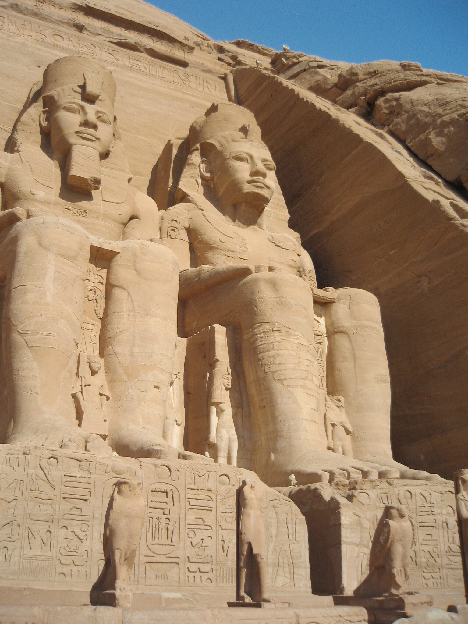 Rencontre egypte