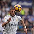 But benzema eibar real madrid 0-1