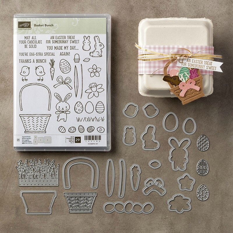 144731G Basket Bunch Photopolymer Bundle