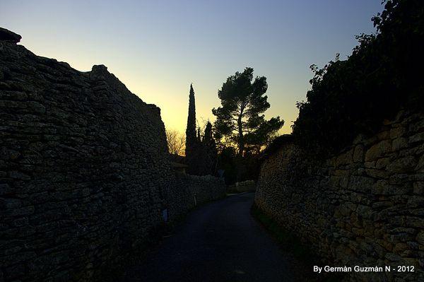 Font de Vaucluse, Gordes et Roussillon 157