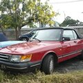 SAAB 900 turbo cabriolet Saint Pierre (1)