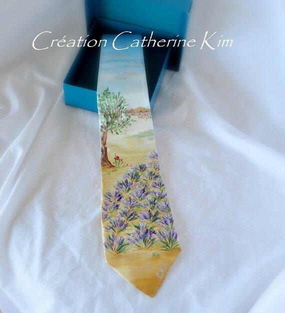 cravates-cravate-en-soie-champs-de-lavandes-3547661-c